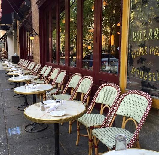 Outdoor Dining- Rittenhouse Square